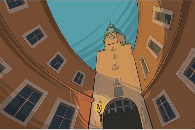 Bratislava Scavenger Hunt in a Former Medieval Fortification