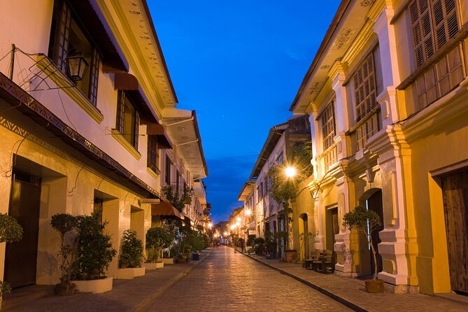 Shared Vigan and Laoag Heritage Tour