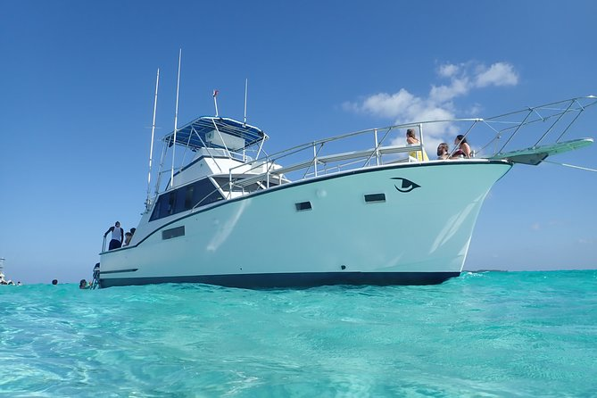 Grand Cayman Half-Day Private Charter