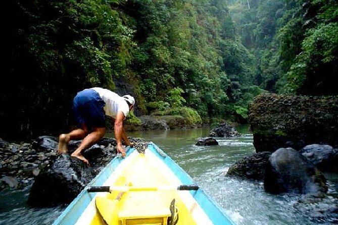 Pagsanjan Falls Adventure from Manila