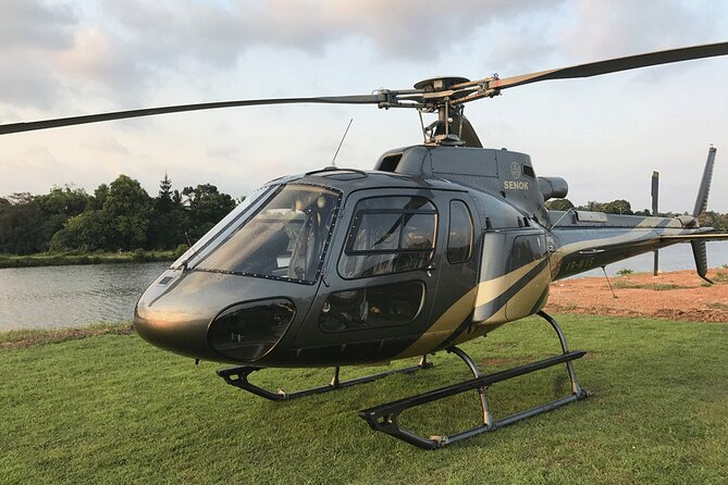 Helicopter Transfer between Colombo Airport (CMB) and Jaffna City