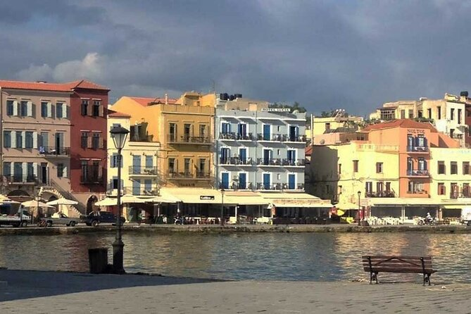 Chania's Turbulent History: Uncover the stories of its Old Town on an audio tour