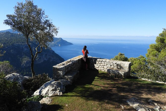 Sunset Walk with Sea Views in Valldemossa