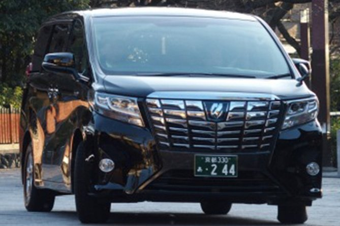 Private Airport Transfer from Kansai Airport to Osaka City
