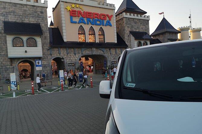 Energylandia Amusement Park: from Kraków