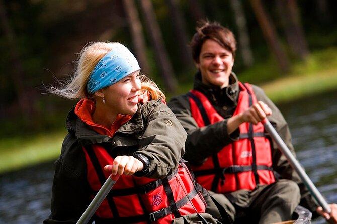 Canoeing Tour in Rovaniemi