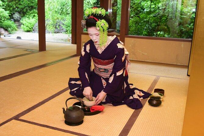 Ozashiki Asobi with Maiko Experience in Kyoto