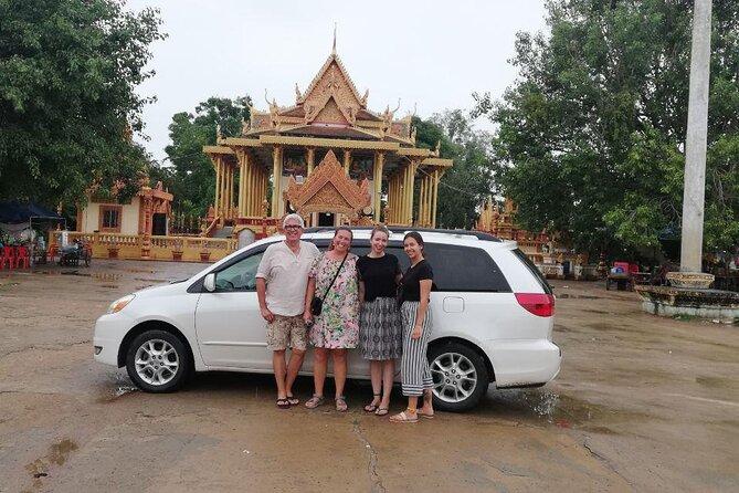 Road Trip Sightseeing Phnom Penh to Battambang With English Speaking Driver