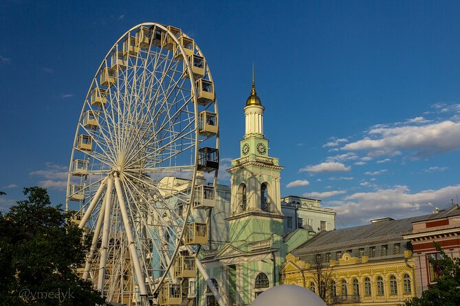 Podil: Kyiv's Oldest Neighborhood
