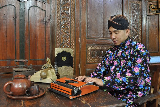 1-Day Yogyakarta Javanese Culture - PRIVATE TOUR with GUIDE