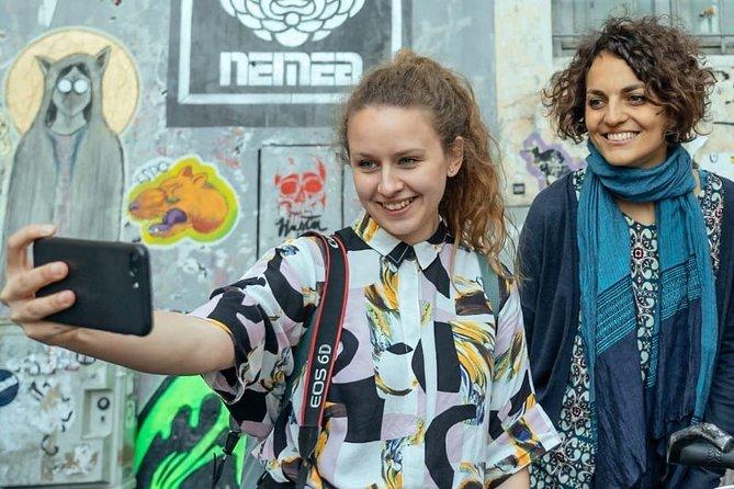 Pigneto Area: Street Art & Creative Hotspots Small Group Tour for Locals