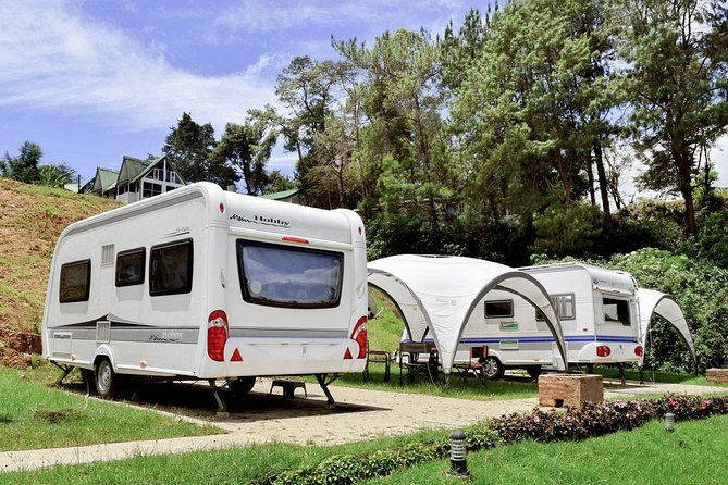Experience South and Hills by Motorhome (5 Days)
