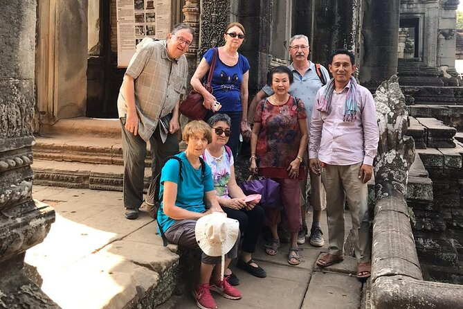 A Day Trip To Phnom Chisor - Tonle Batti Temples From Phnom Penh With Tour Guide