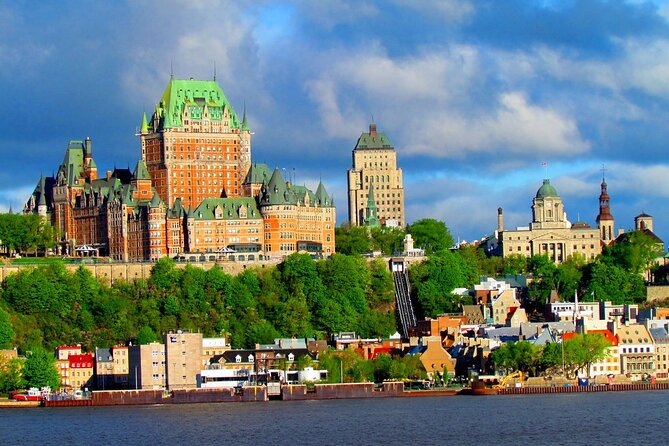 Private 3-hour City Tour of Quebec with driver and guide - Hotel pick up