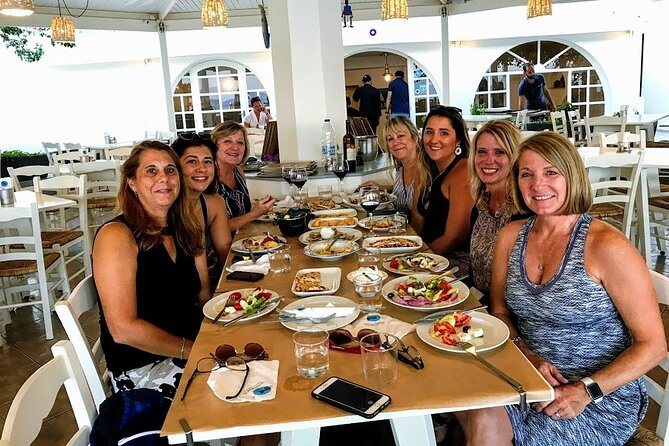 Half-Day Tour Traditional Santorini Food and Wine Experience