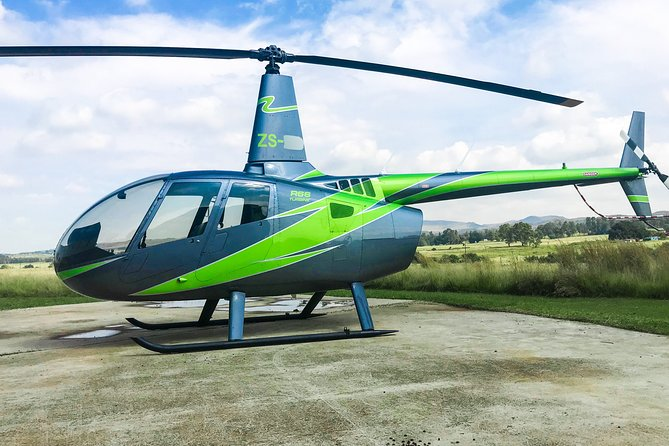 Helicopter Transfer between Colombo Airport (CMB) and Polonnaruwa City