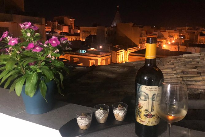 Special Dinner with the Chef on a rooftop with view of the old town or at home