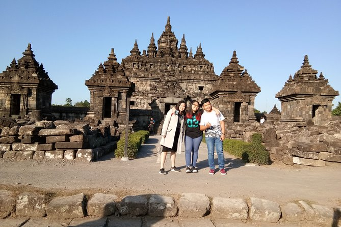 1-Day Yogyakarta Prambanan Plaosan Sojiwan Temple - PRIVATE tour with GUIDE