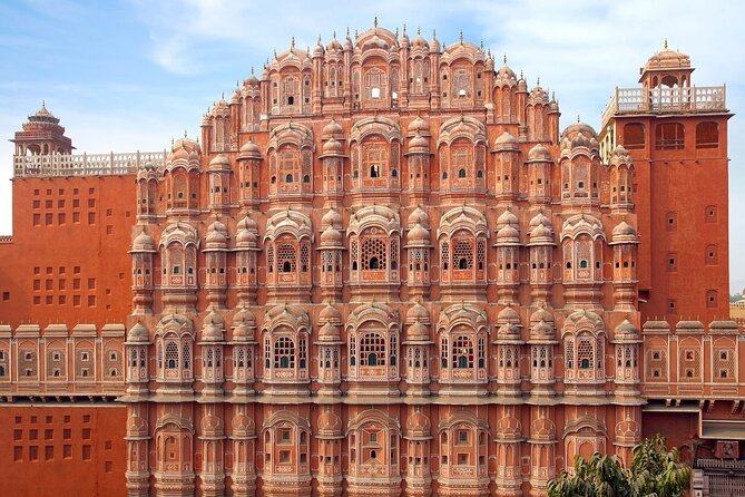 Jaipur tour from Delhi 2 days (Pickup from Hotel)
