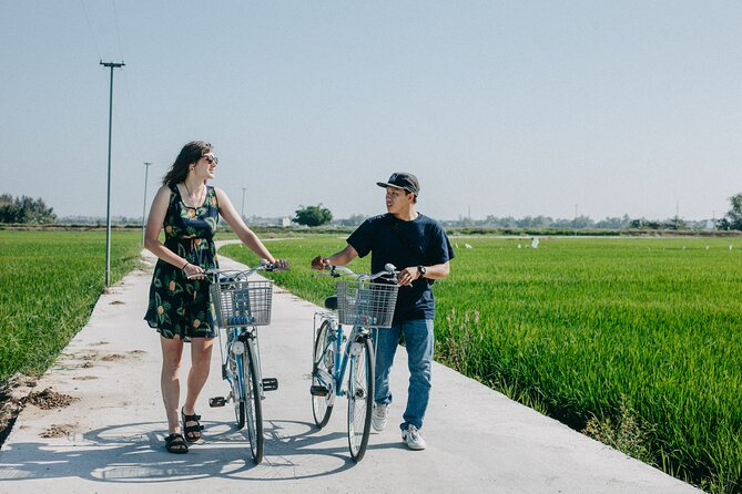 The Beauty of Hoi An by Bike Private Tour