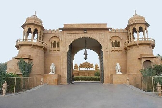 Barmer City Tour (Pickup from Hotel)