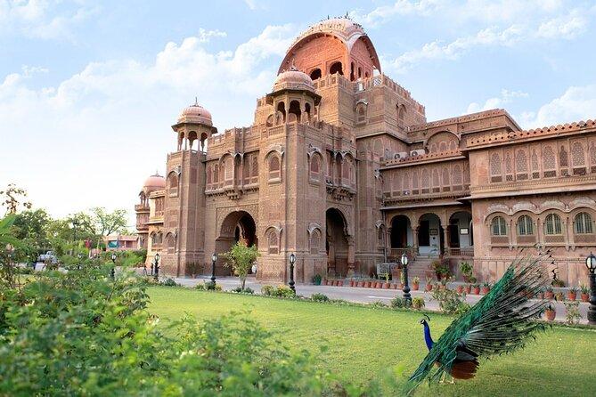Bikaner City Tour (Pickup from Hotel)