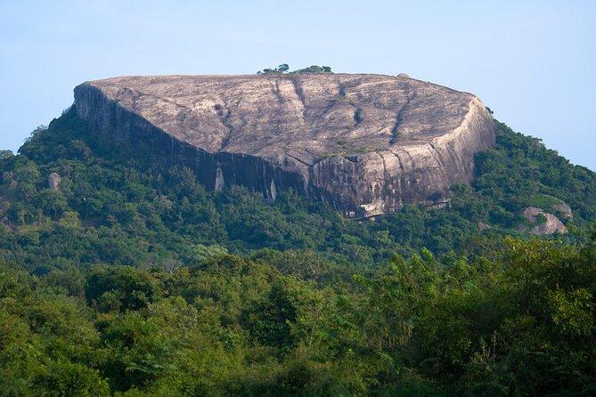 Day Excursion to Pidurangala Rock and Sigiriya