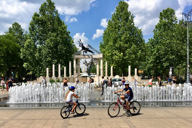 Madrid's Fun Ride: Family Friendly Private Bike Tour