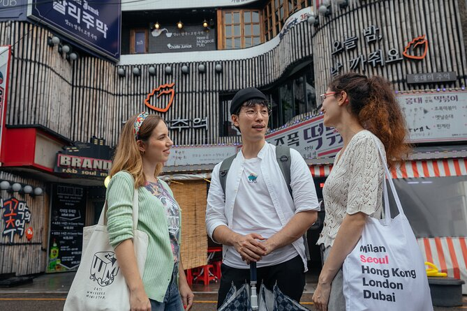 The Soul of Seoul: Hongdae District Private Tour