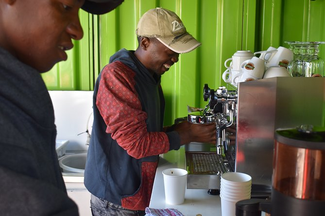 The Art of Coffee: Barista crash course with a Youth Training Academy