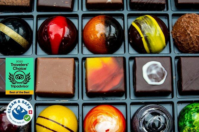 Chocolate Sabores Tours Genebra: Degustação de Chocolate por 3 horas e Visita à Cidade Velha