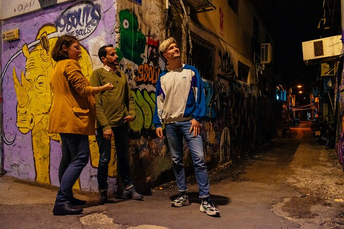 The Charms of Tel Aviv at Night: Kickstart Tour