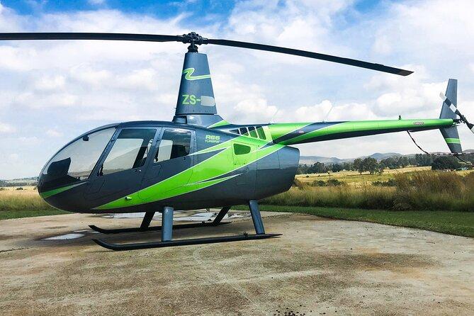 Helicopter Transfer between Ratmalana Airport (RML) and Anuradhapura City