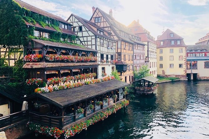 Private unforgettable tour of Strasbourg and Alsace