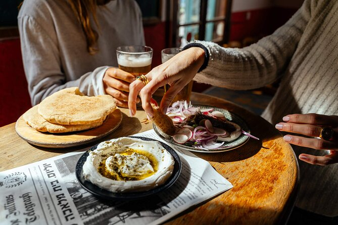 Shabbat Saturday Tel Aviv Private Food Tour: 10 Tastings