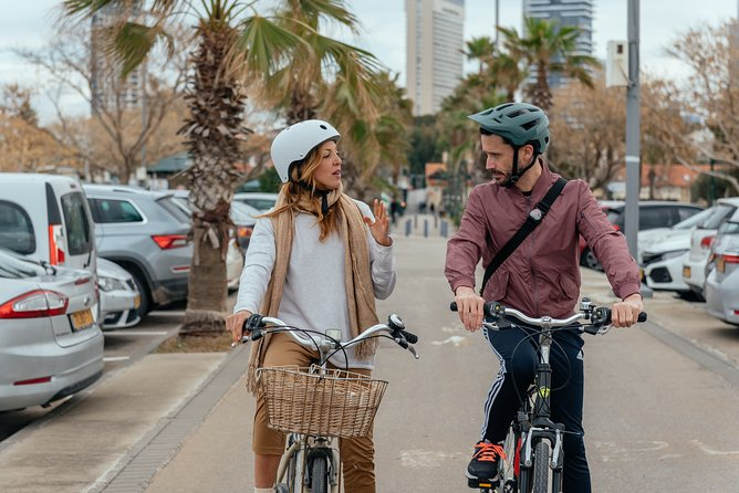The Essential Tel Aviv by Bike Private Tour