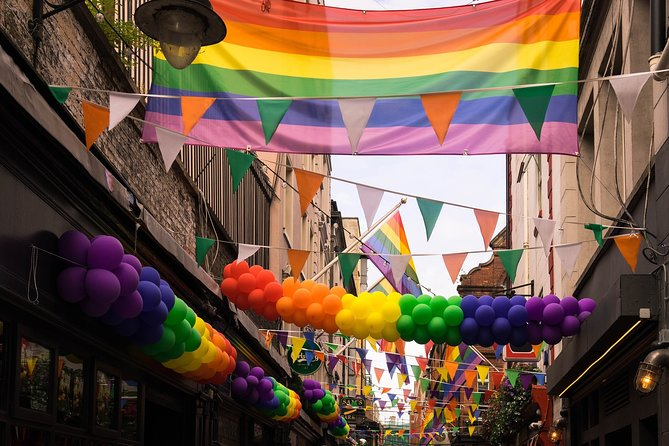 Chueca Neighbourhood Tour of the LGBT Community in Madrid