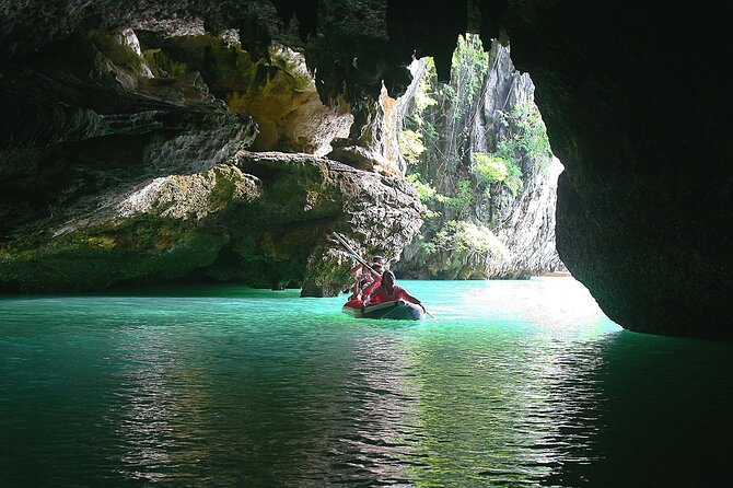 Hong Island & Cave by Canoe with Lunch