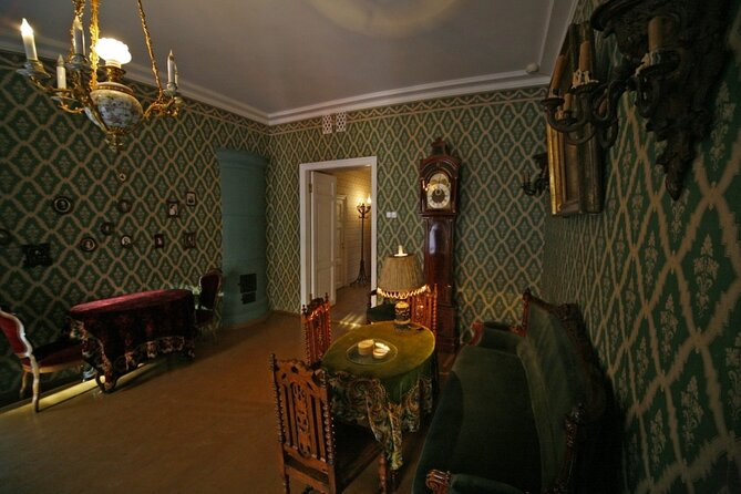 Dostoevsky Private Guided Walking Tour in St Petersburg