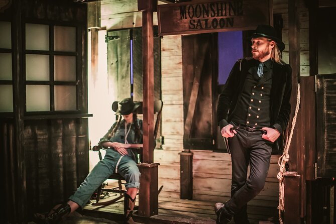 Wild West Saloon Cocktail Experience