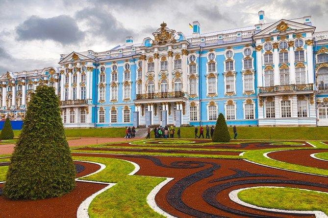 Tsarskoe selo - Catherine Palace & Gardens Private Tour