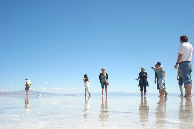 Full Day Excursion to Salinas Grandes from Salta