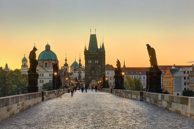 Prague Small-Group Trip from Vienna with Accommodation Pick-Up