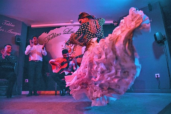 Flamenco, Tapas and Wine tour- by OhMyGoodGuide