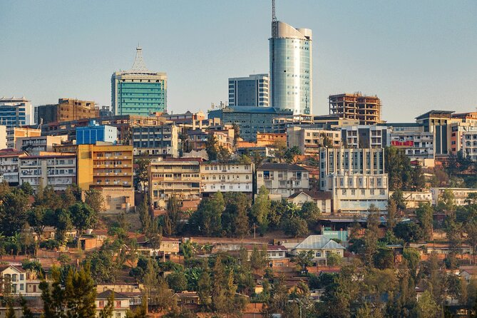 Private Full-Day Tour of Kigali City with Lunch