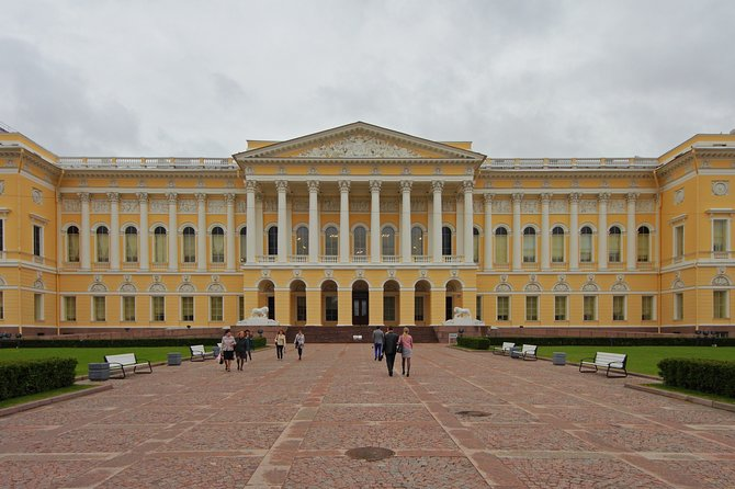 Russian museum skip the line ticket