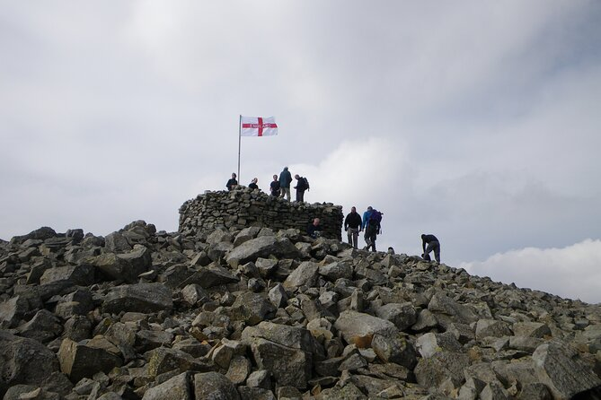 Scafell Pike Guided Mountain Climb