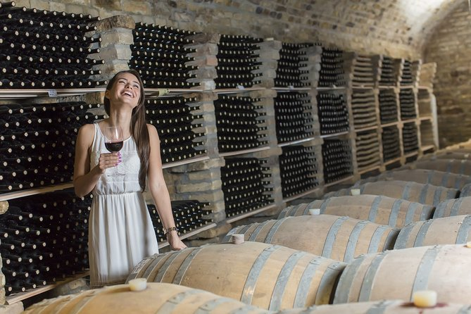 Wine and food experience at the winery in Lake Garda countryside