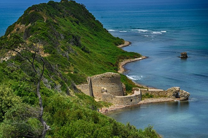 Albania: Jeep Tour to Cape Rodon Bay with Lunch&WineTasting Fullday from Tirana
