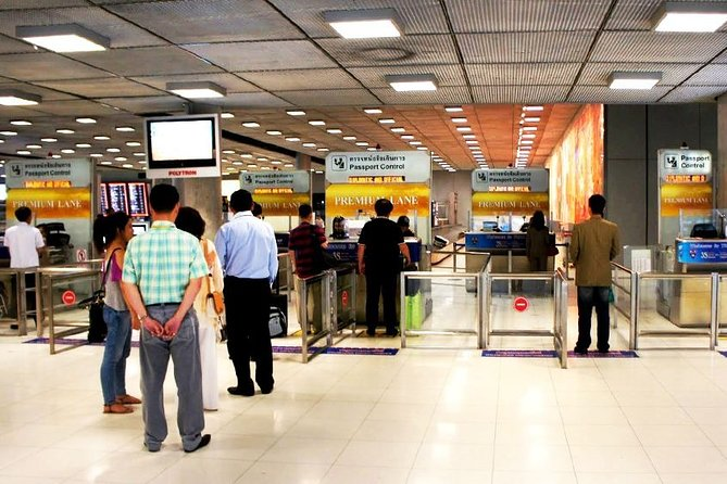 Guided Arrival Fast-Track Service: Chiang Mai International Airport - CNX